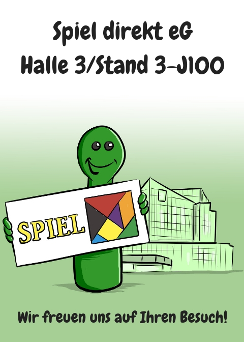 Spiel direkt eG Halle 3/Stand 3-J100