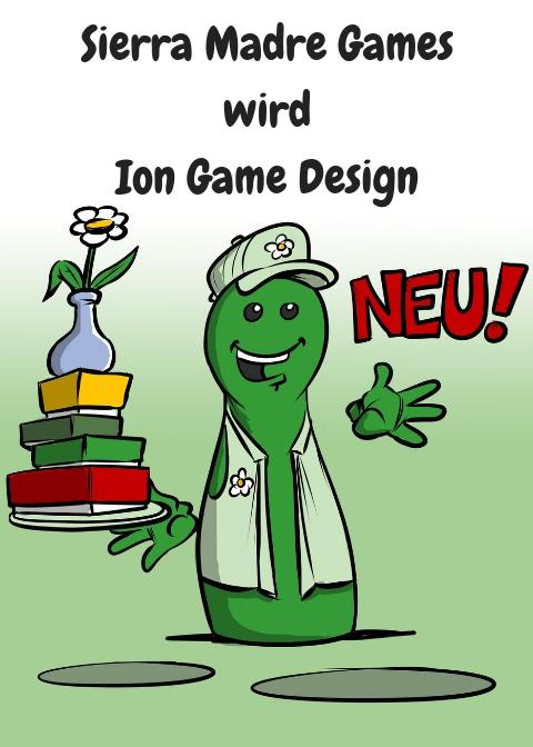 SIERRA MADRE GAMES WIRD ION GAME DESIGN