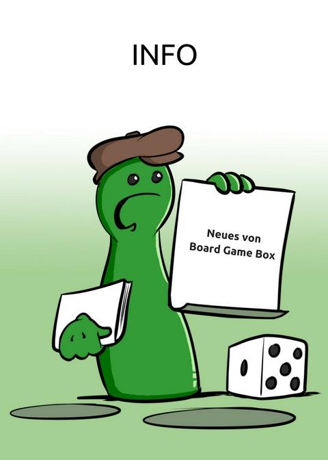 Neues von Board Game Box