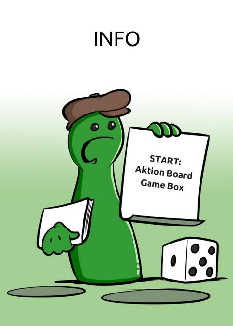 Aktion Board Game Box