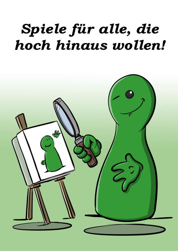 SPIELE FÜR ALLE DIE HOCH HINAUS WOLLEN