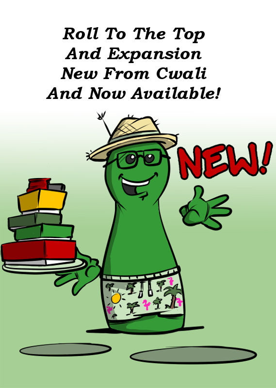 ROLL TO THE TOP AND EXPANSION NEW FROM CWALI AND NOW AVAILABLE