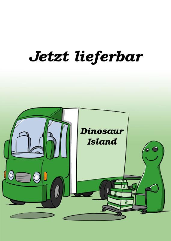 DINOSAUR ISLAND IST JETZT LIEFERBAR