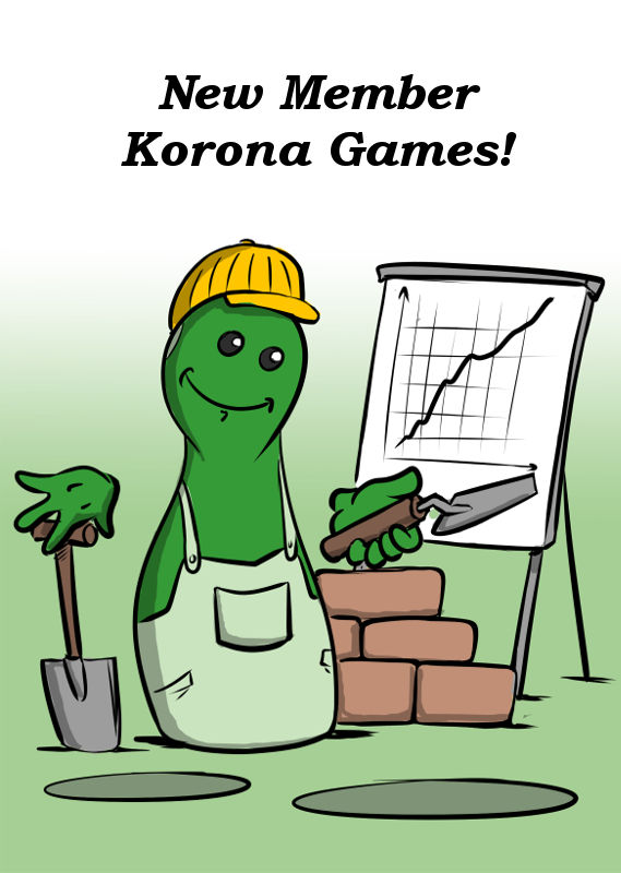 NEW MEMBER KORONA GAMES WITH NEW GAMES