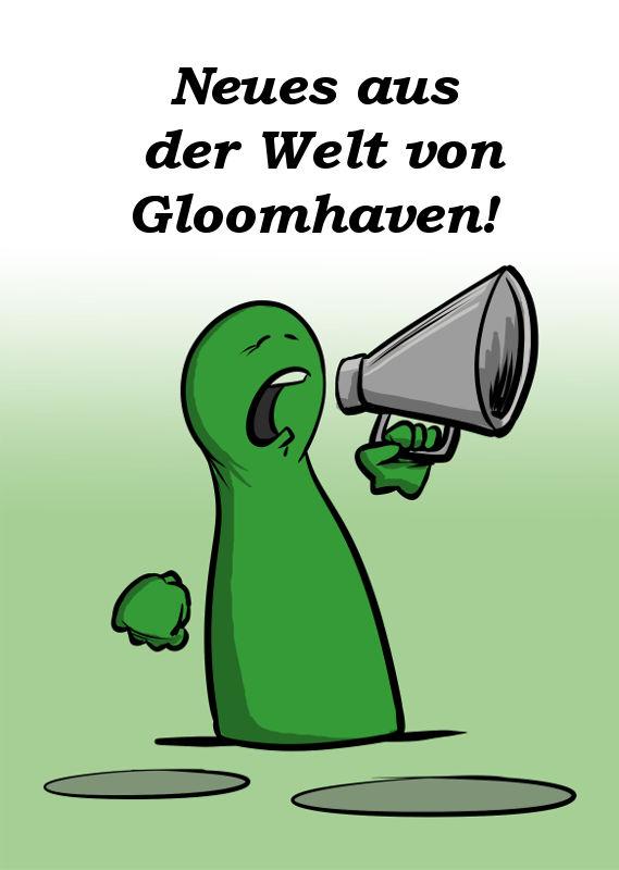 NEU: GLOOMHAVEN - DIE PRANKEN DES LÖWEN UND NEUIGKEITEN ZU GLOOMHAVEN