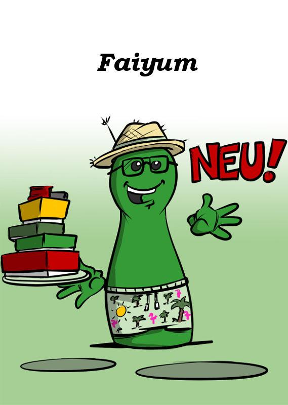 FAIYUM NEU VON 2F-SPIELE