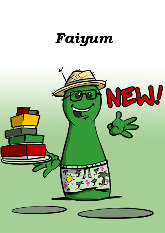 FAIYUM IS NEW FROM 2F-SPIELE