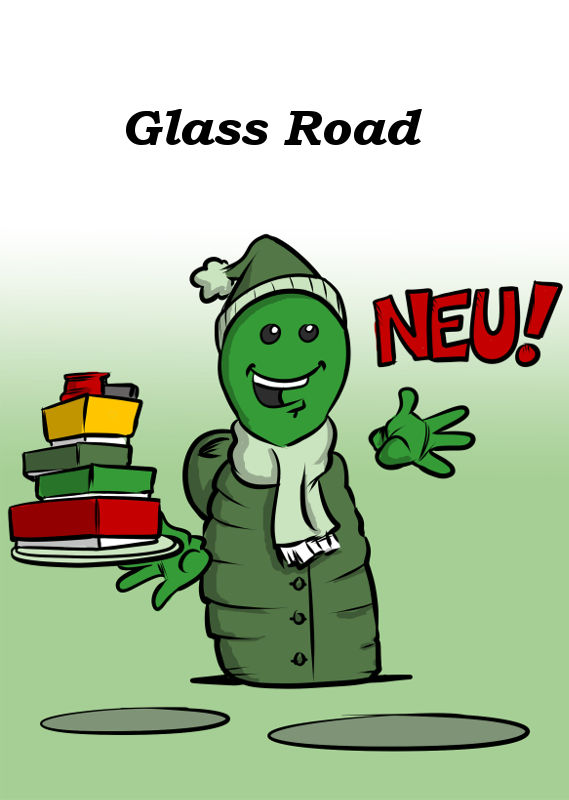 NEU: GLASS ROAD