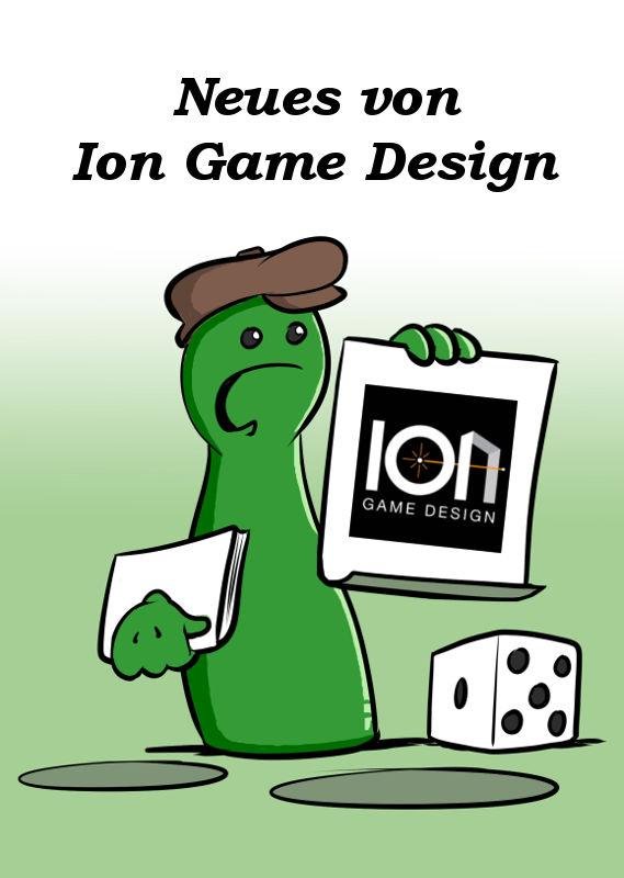 VIEL NEUES VON ION GAME DESIGN
