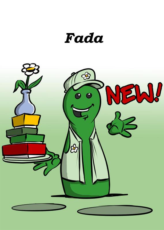 NEW FROM HELVETIQ: FADA