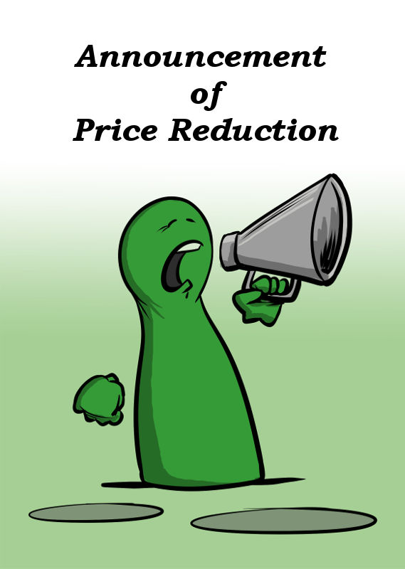 ANNOUNCEMENT OF PRICE REDUCTION FOR AURIMENTIC