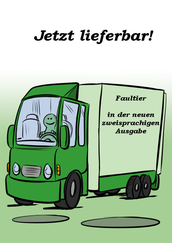 FAULTIER (DE & US) IST JETZT LIEFERBAR