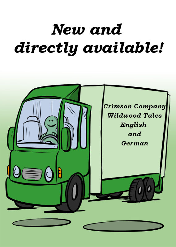 CRIMSON COMPANY: WILDWOOD TALES IS NEW AND DIRECTLY AVAILABLE