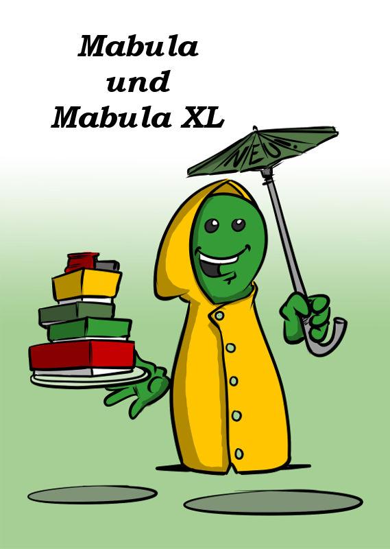 NEU: MABULA UND MABULA XL
