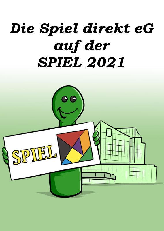 DIE SPIEL DIREKT EG AUF DER SPIEL 2021