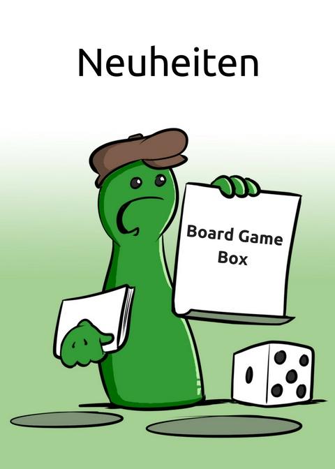 Neuheiten Board Game Box