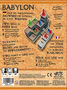 Babylon Tower Builders - 3D Game