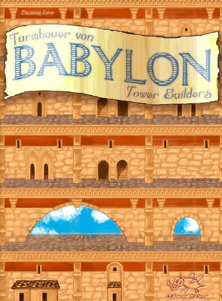 Turmbauer von Babylon - Mücke Spiele