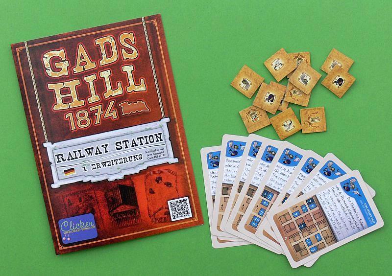 Gads Hill Erweiterung - Railway Station